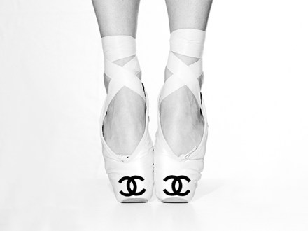 Chanel Ballet Shoes, 2014