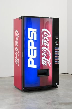 Coke and/or Pepsi Machine, 2007