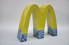 McDonald's - CHINA (sea waves), 2007