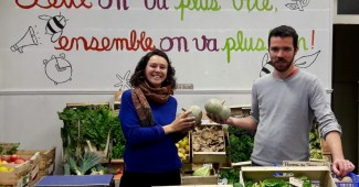 Supercoop, le supermarché collaboratif de Bordeaux