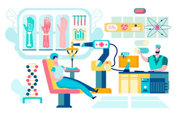 IA dans la santé