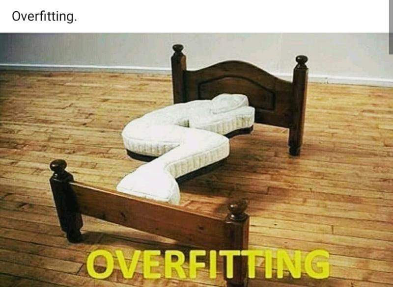 éviter l'overfitting