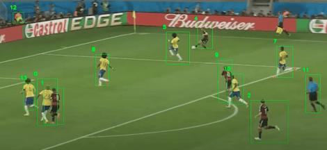 computer vision football