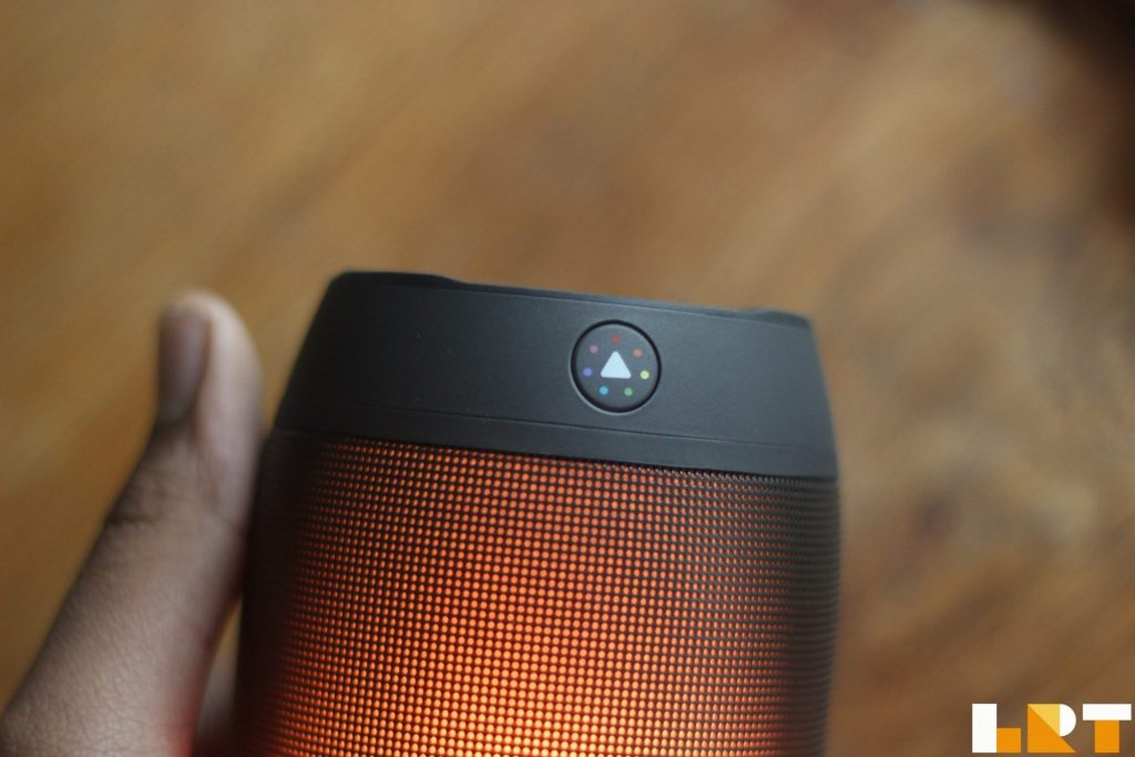 Test La Revue Tech Enceinte connectée bluetooth JBL Pulse 2