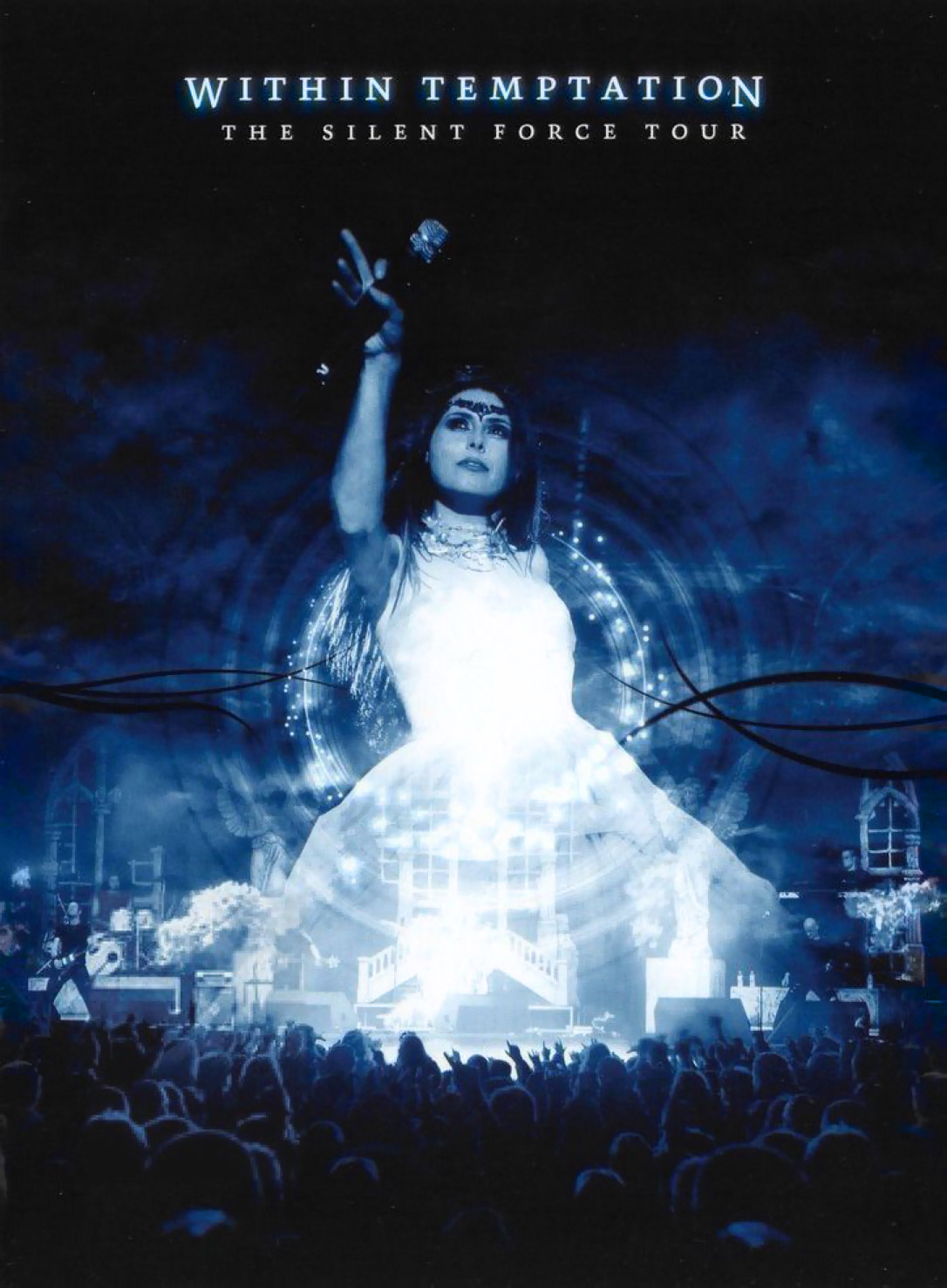 Within Temptation  The Silent Force Tour 2005  Large Cover Art