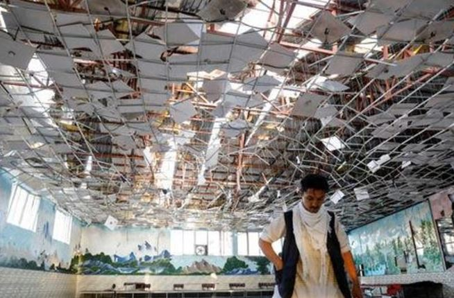 Afghanistan: IS takes responsibility for bombing Kabul wedding hall that killed 63