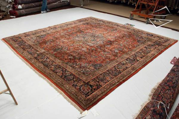 Large Square Rugs