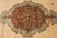 Persian Tabriz Rug 9' x 13'