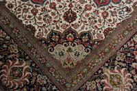 Persian Silk Carpet