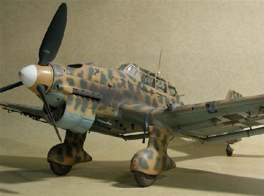 1 24 Airfix Stukas Large Scale Planes