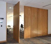 Wooden Room Dividers | Large Sliding Doors
