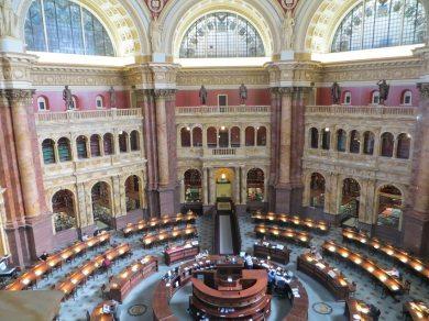 کانګرس کتابتون Congress library