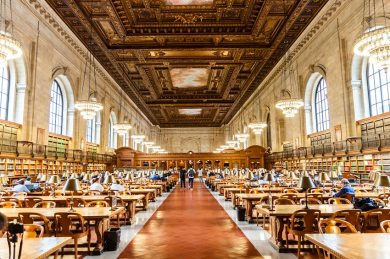 نيويارک عامه کتابتون New York Public Library