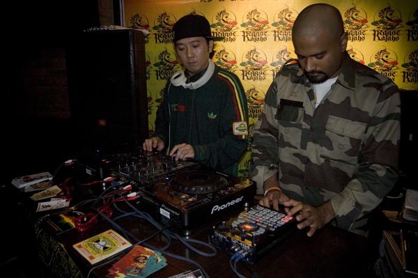 DJ Jun & Mr.Herbalist