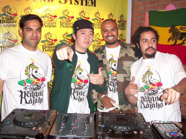Reggae Rajahs (3)