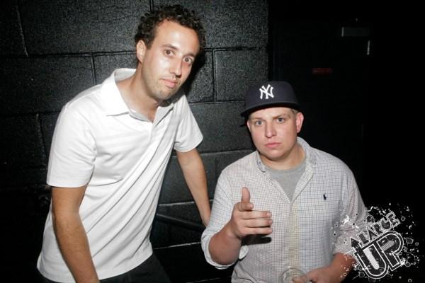 We deh ya! DJ Gravy & DJ Select