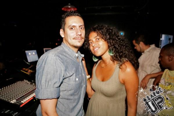 Original Heavywe1ght, Miguel Angel Hurtado and friend