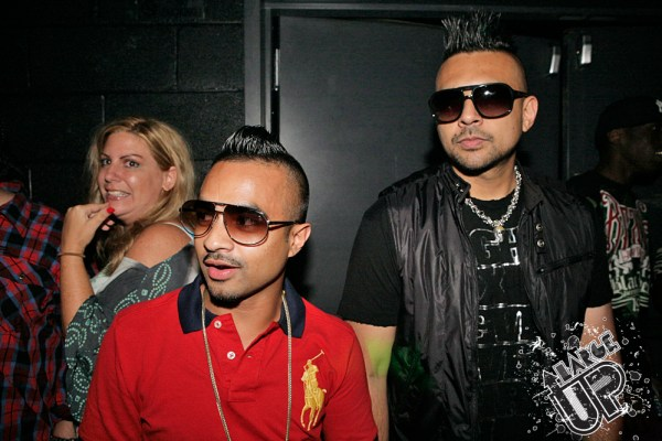 Not so distant relatives?! Micro Don and Sean Paul