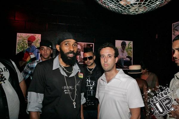Top shottas! Spragga, SP and DJ Gravy