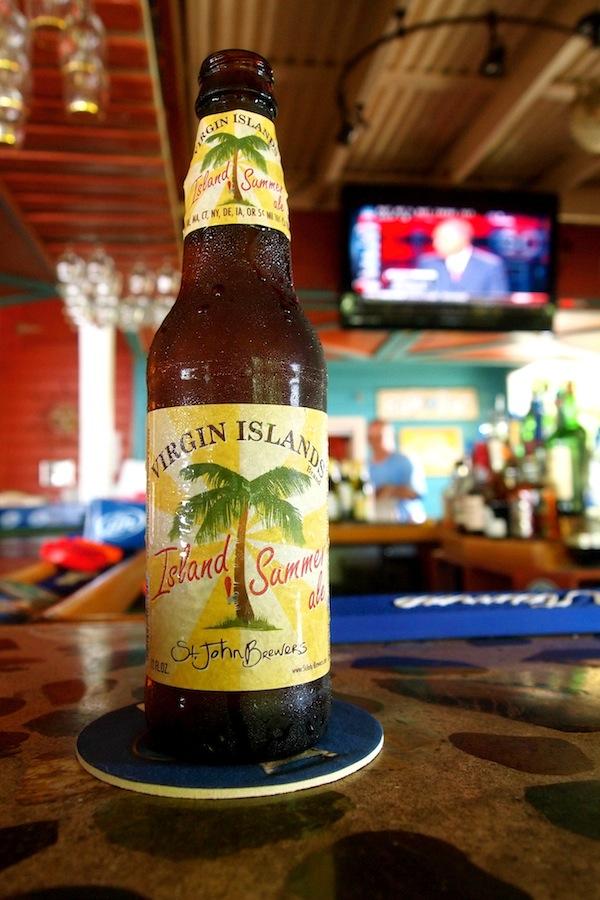 St John's Brewers Island Summer Ale
