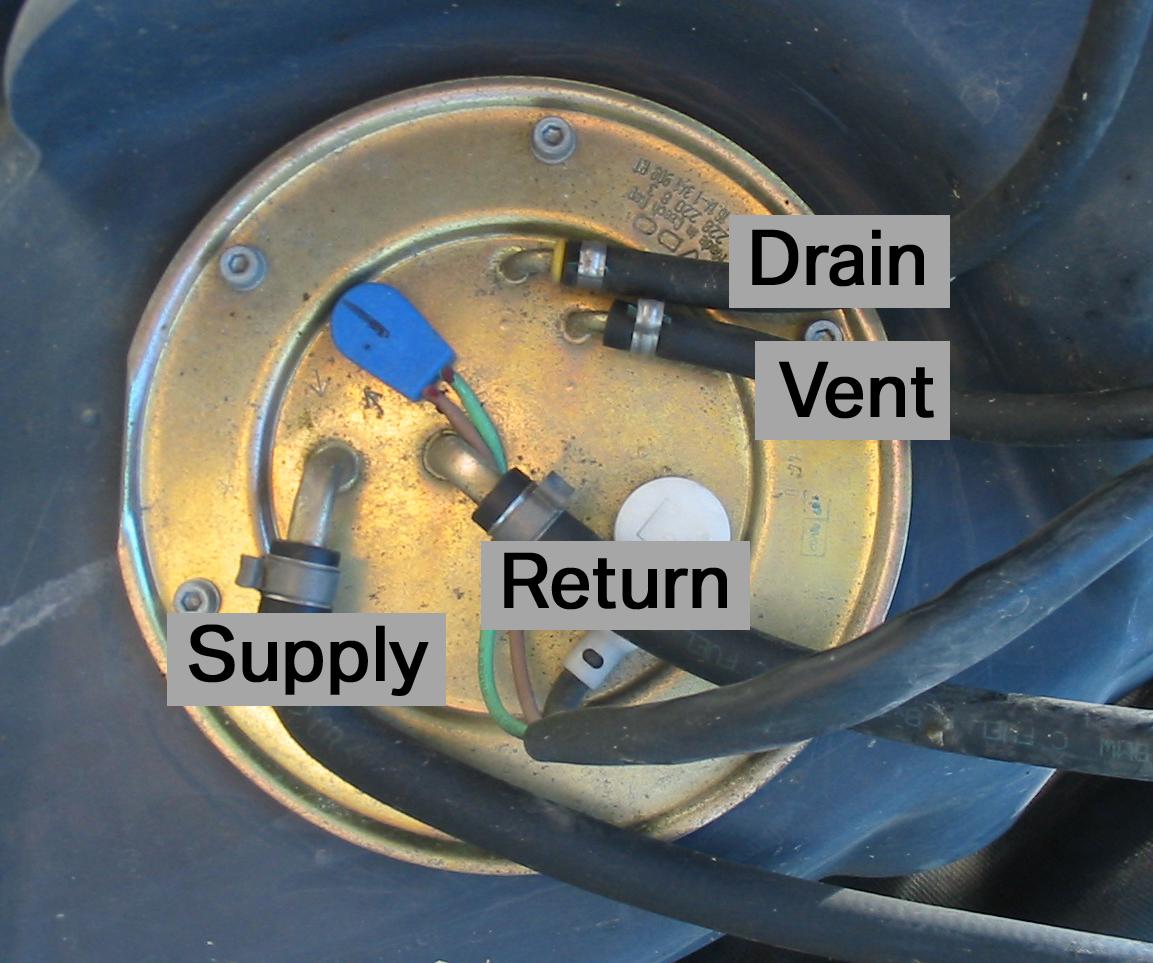 hight resolution of fuel pump plate