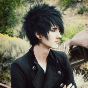 cool emo hairstyles para chicos