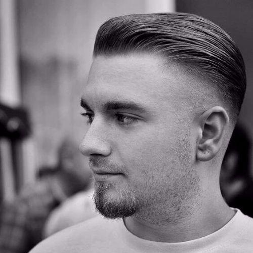 50 maravillosos peinados cortos para hombres  Largo Peinados