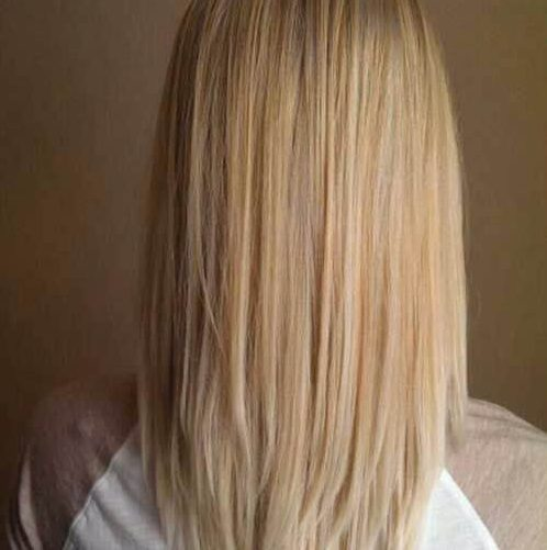 50 Cortes De Pelo En Capas Impresionantes Largo Peinados