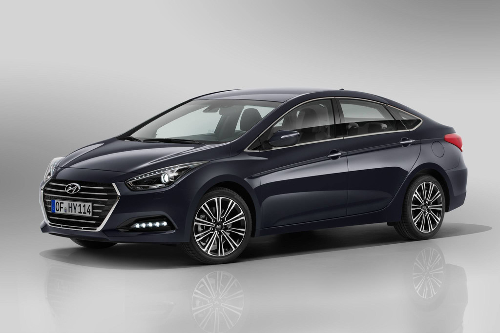 Prix Hyundai I40 Restylée (2015)  De 29 200 à 39 400