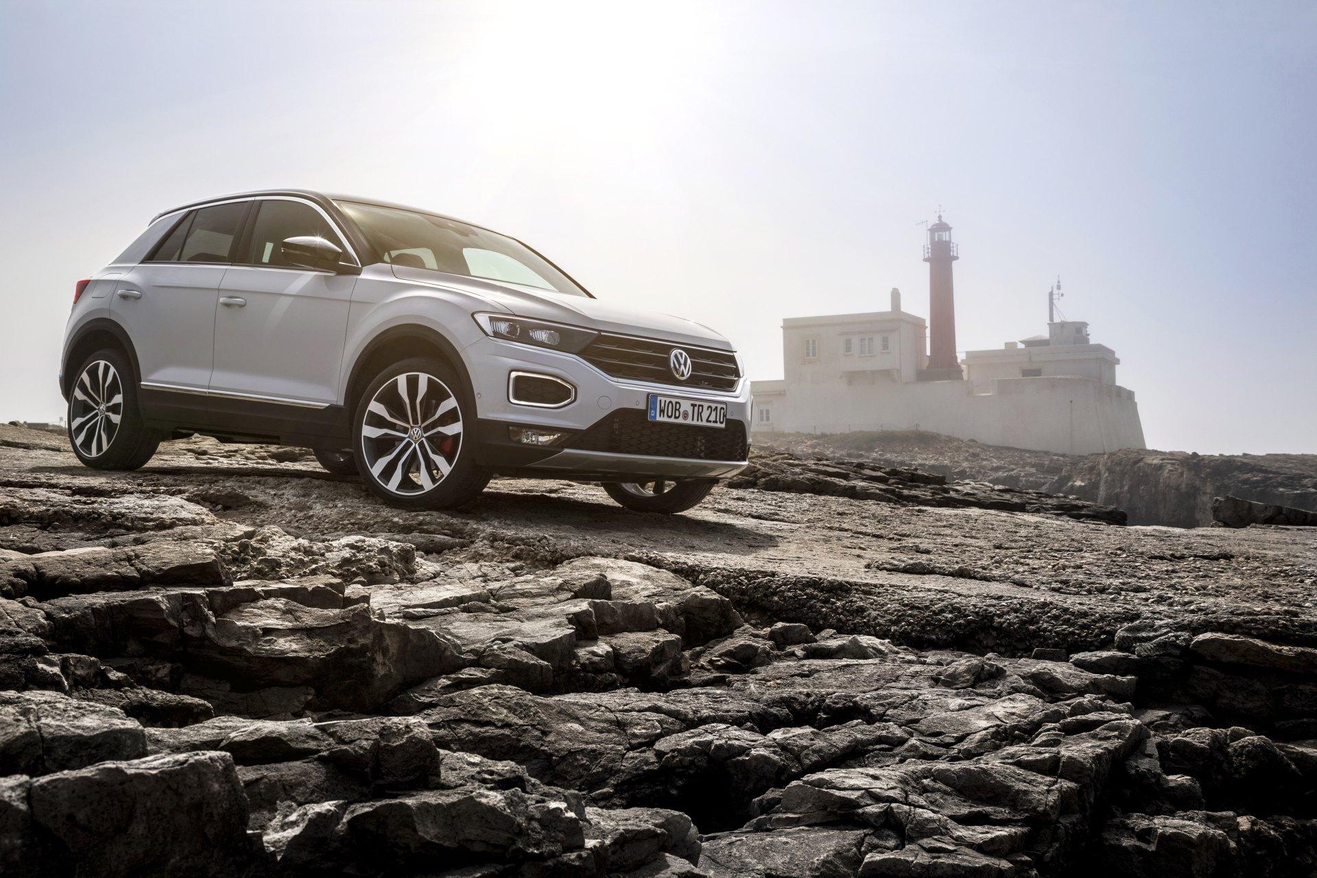 Volkswagen Troc (2017)  Premier Essai Du Nouveau Suv De