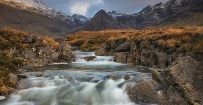 Fairy Pools Glen Brittle Skye