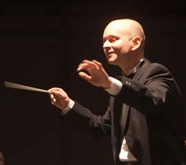 Violin instructor, Yorgos Kouritas will be performing with piano instructor, Kirill Gliadkovsky in a chamber concert.