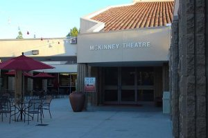 The McKinney Theatre, at Saddleback College, will be under construction as of the summer of 2015 (photograph/Hannah Tavares).