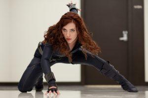 sundance 2015: Scarlet being a crazy ninja in her new film.