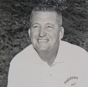 George Hartman, pictured above, is one of Saddleback's original Gauchos. (courtesy of Jerry Hannula)