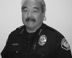 Interim Saddleback College Police Chief Patrick Higa served with the OCSD for almost 30 years. (Courtesy of Saddleback College Police Dept.)