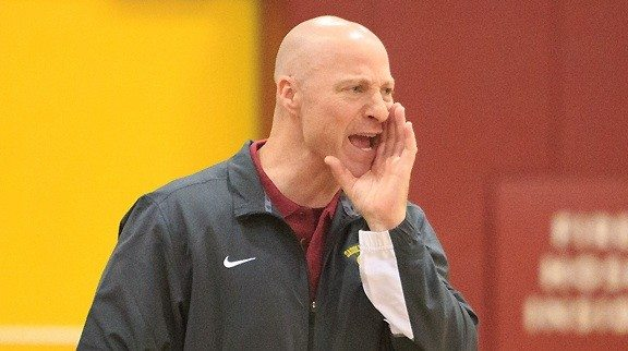 Saddleback men's basketball coach Andy Ground has received multiple awards for this actions and off the court.