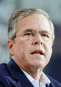 JEB BUSH (Michael Vadon [CC BY-SA 4.0], via Wikimedia Commons