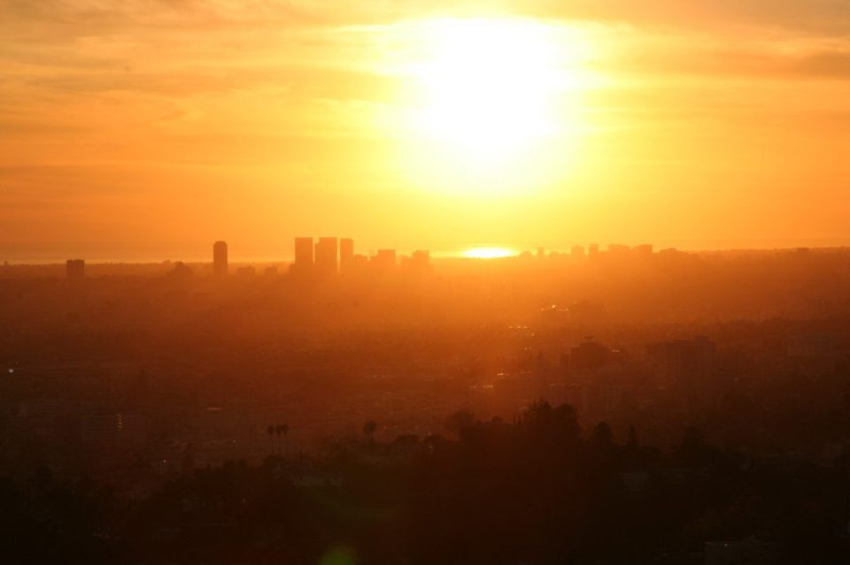 Record breaking temperatures in Southern California continue into Monday evening. (Flickr / Irene / Creative Commons license CC-BY-NC 2.0)