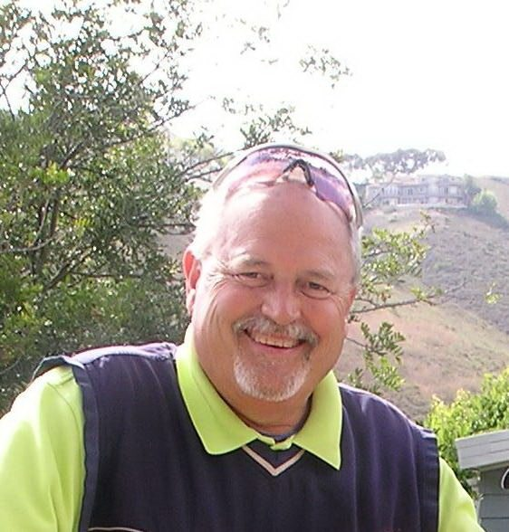 Steve Henkle, PA announcer for Saddleback sports, has been PA announcing for almost 10 years at Saddleback College. (Photo courtesy of the Saddleback athletics department)