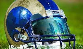 Los Angeles Rams helmet