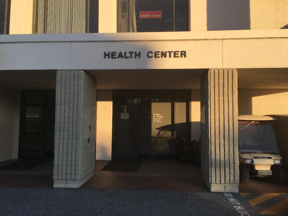 The Saddleback Health Center will be providing free sex aides starting late April. (Lariat / Julia McCloskey)