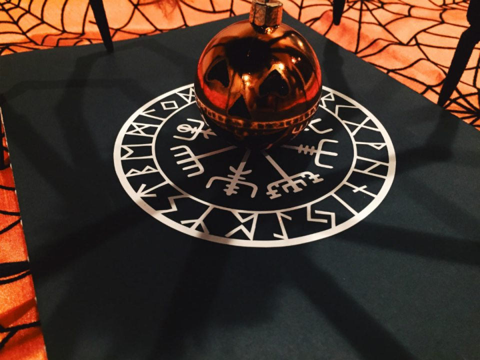 Halloween was once known as Samhain, a Celtic festival tradition which they deemed as a time when ghostly spirits and the dead roamed freely on earth. (Denisse Hobson / Lariat)