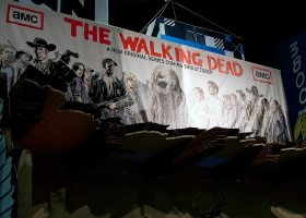 The premiere of The Walking Dead episode on Oct. 23 proved to be a hit with Americans as 17 million tuned in. (Flickr/RK Bentley. Used with a CC BY 2.0 license.)
