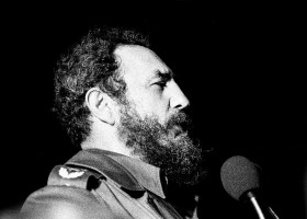 Fidel Castro died last Friday evening at age 90. (Marcelo Montecino/ used with a CC BY-SA 2.0 license)