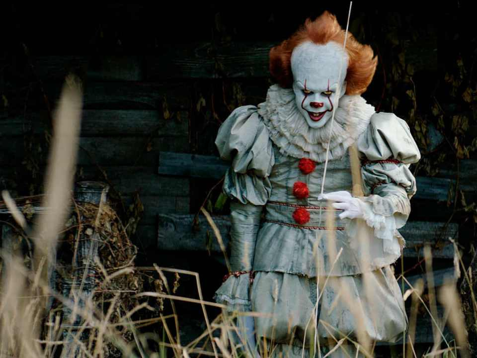 "Director Andy Muschietti awakens ""IT"" after 27 years asleep in the sewers, hungry for flesh and fear. (Courtesy of New Line Cinema)"
