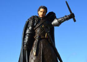 Jon Snow (Aegon Targaryen) King of the North and the rightful heir to the Iron Throne.