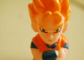 Son Gohan in position to attack. Courtesy of @DaishoCon-8476