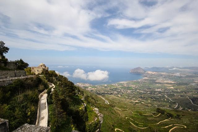 Tour della Sicilia occidentale: Erice