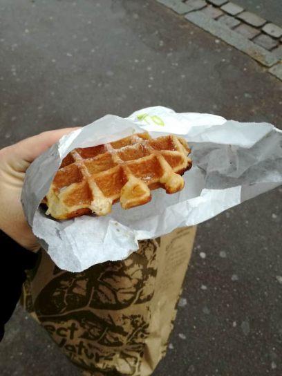 la gaufre belga